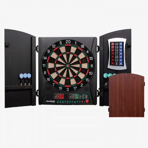 CMX1000 Bullshooter™ Cricket Maxx 1.0 Dart Board Cabinet
