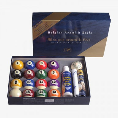 Billiard Balls & Accessories