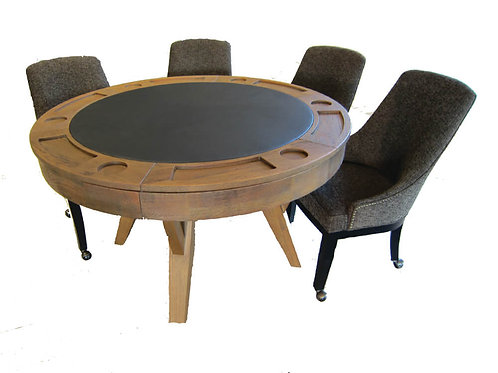 Tyler Game Table w/ 4 Chairs