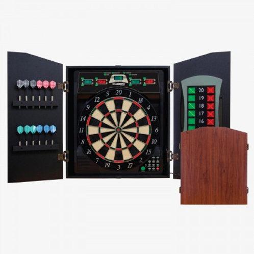 CMX5000 Bullshooter™ Cricket Maxx 5.0 Dart Board Cabinet