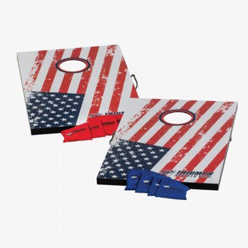 35-7266-2 Triumph® Patriotic Bag Toss Game