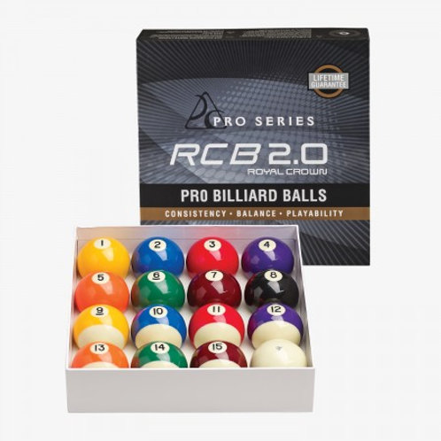 RCB2.0 Pro Series Pro Ball Set with Lifetime Warranty