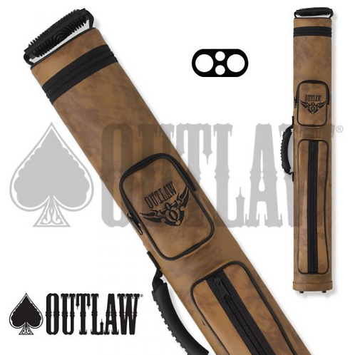 Outlaw 2X2 Hard Case - OLH22