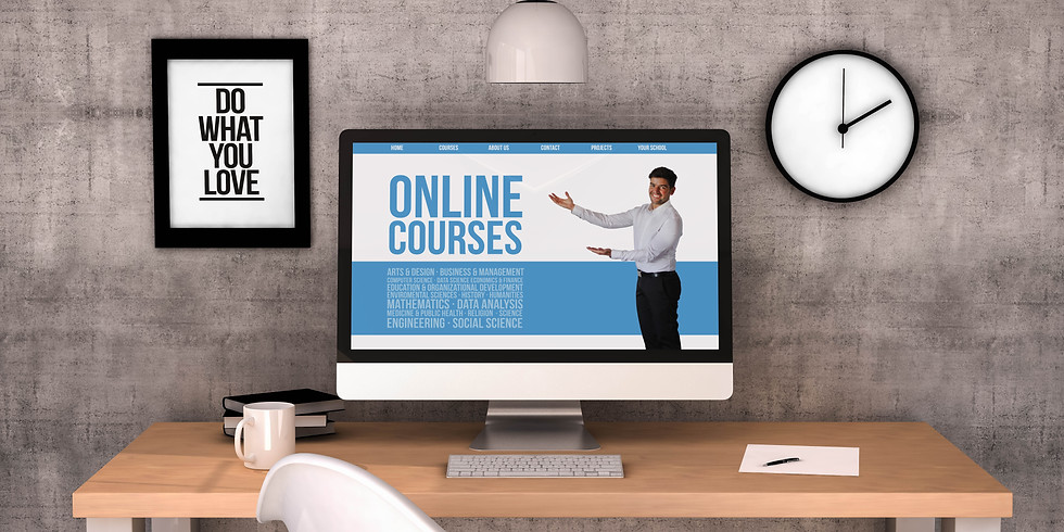 12 Hour Online Combo Package: $55