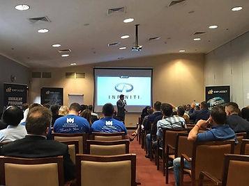 exp asset konference proof důkaz meeting