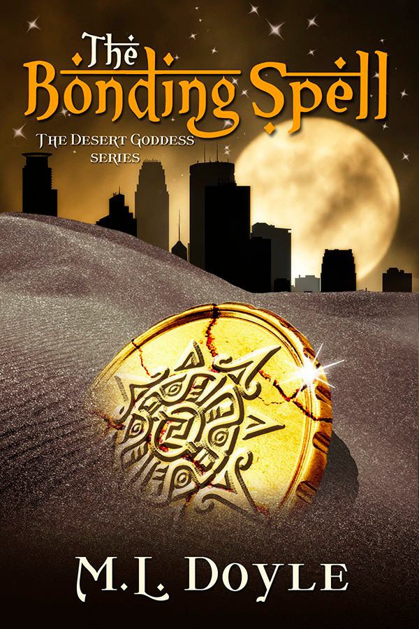"""Review: """"The Bonding Spell,"""" by M. L. Doyle"""