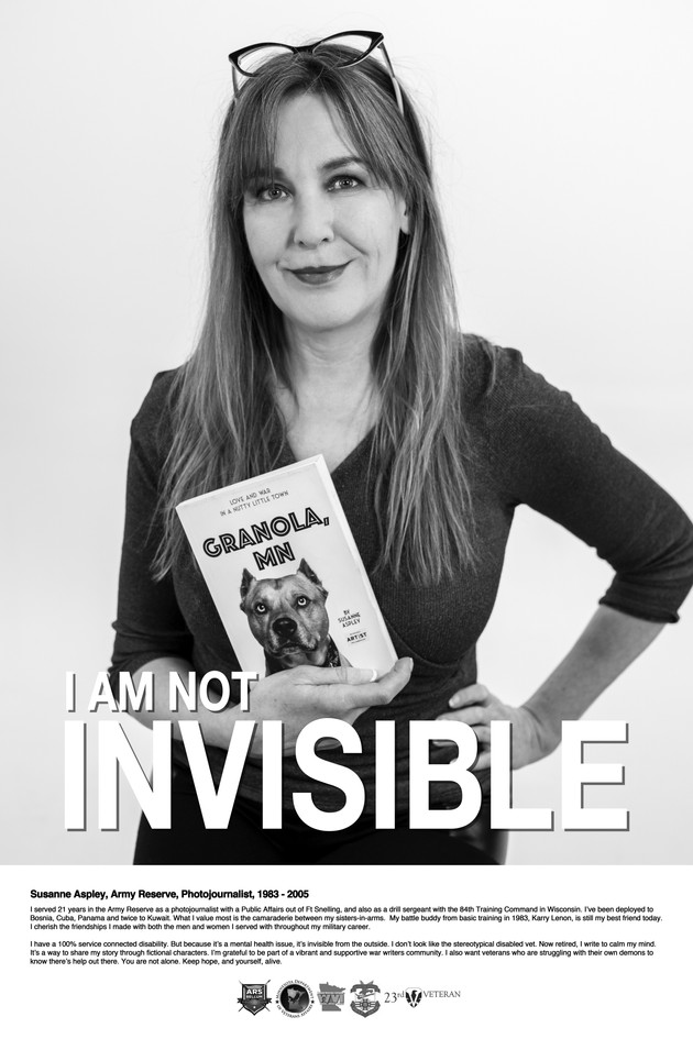 I am Not Invisible-MN Women Veterans
