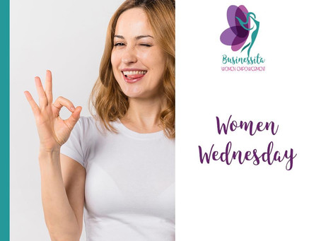 Women Wednesday 👩🏻💼
