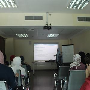 Baheya workshop