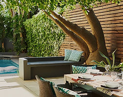 Bayflowers Guest House, in the heart of Cape Town, South Africa - The Space
