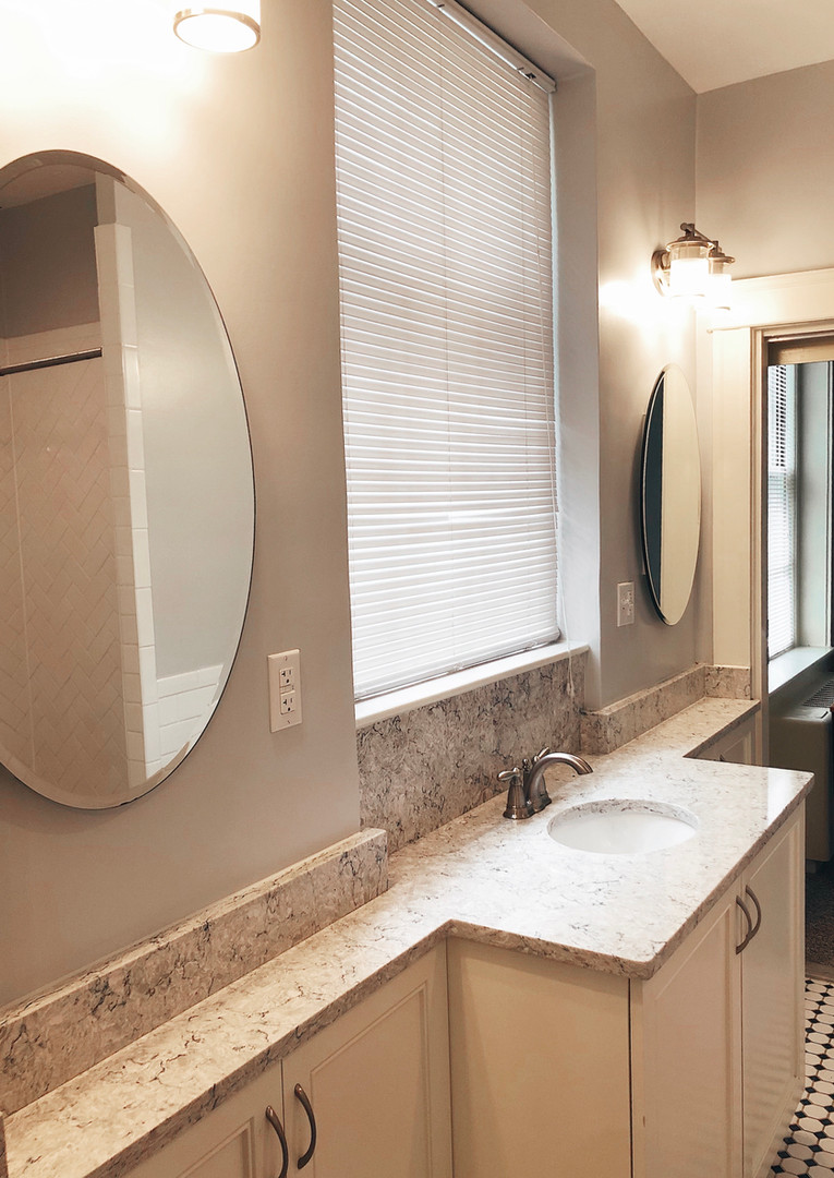 Bathroom Sink and Vanities