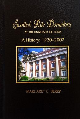 Scotish Rite Dormitory - book