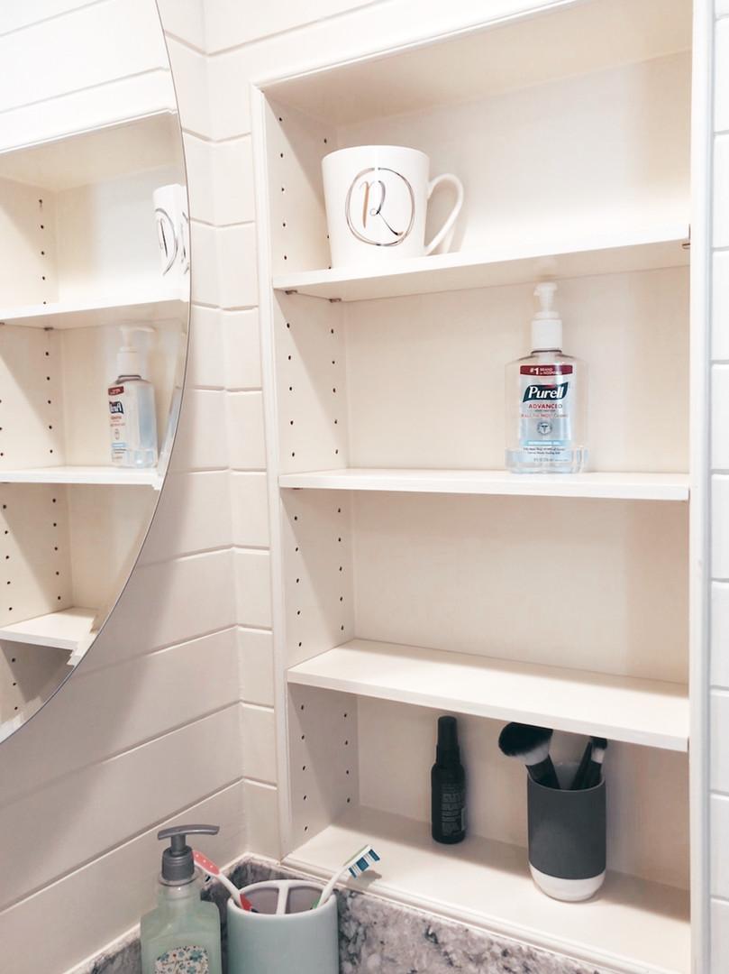Sink Shelves