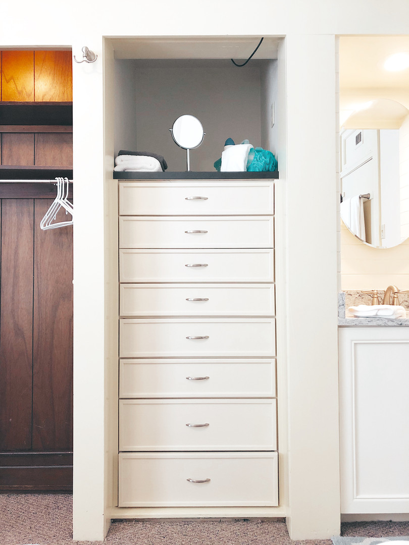 Drawer Space