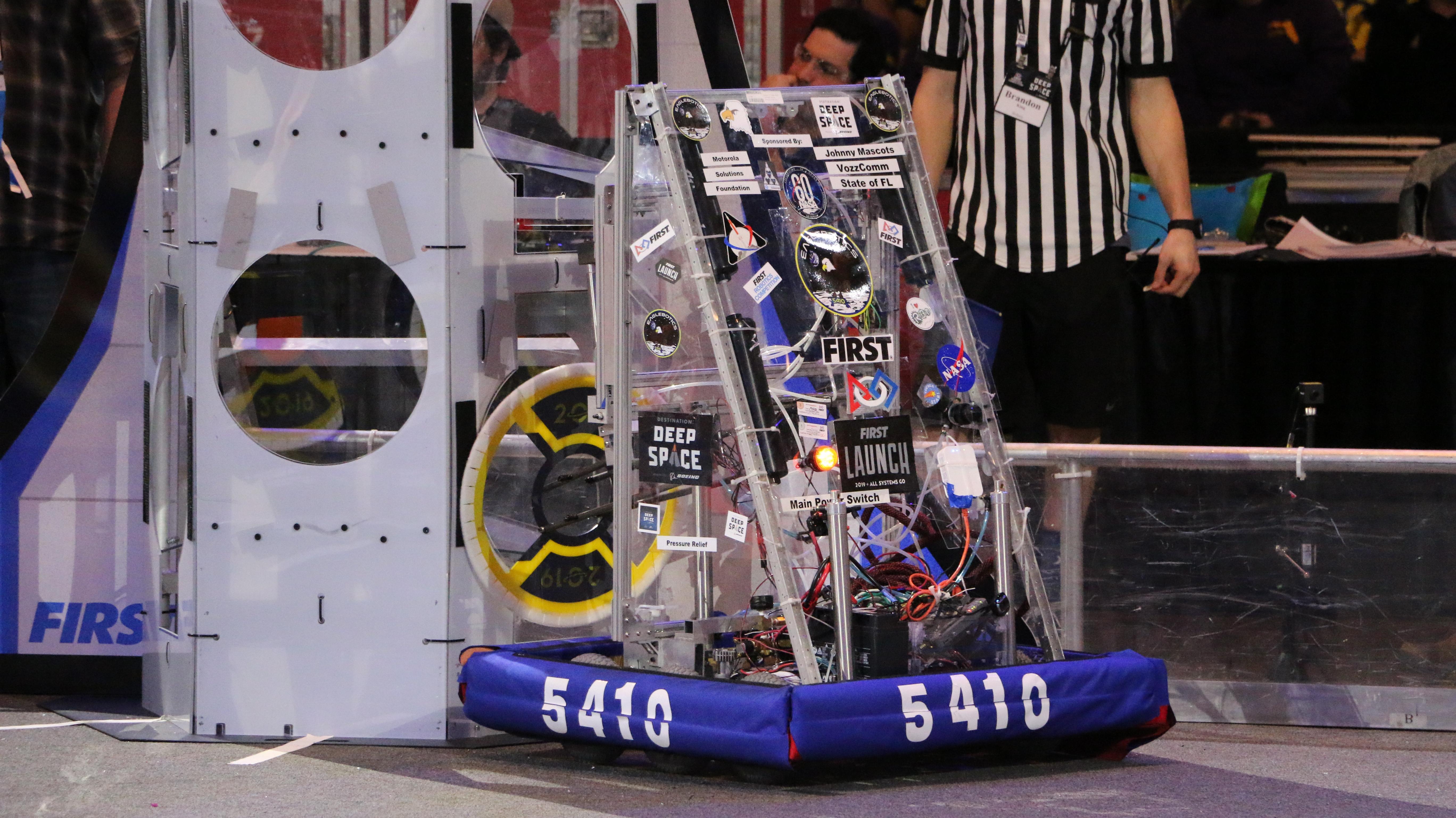 Robot Hatches