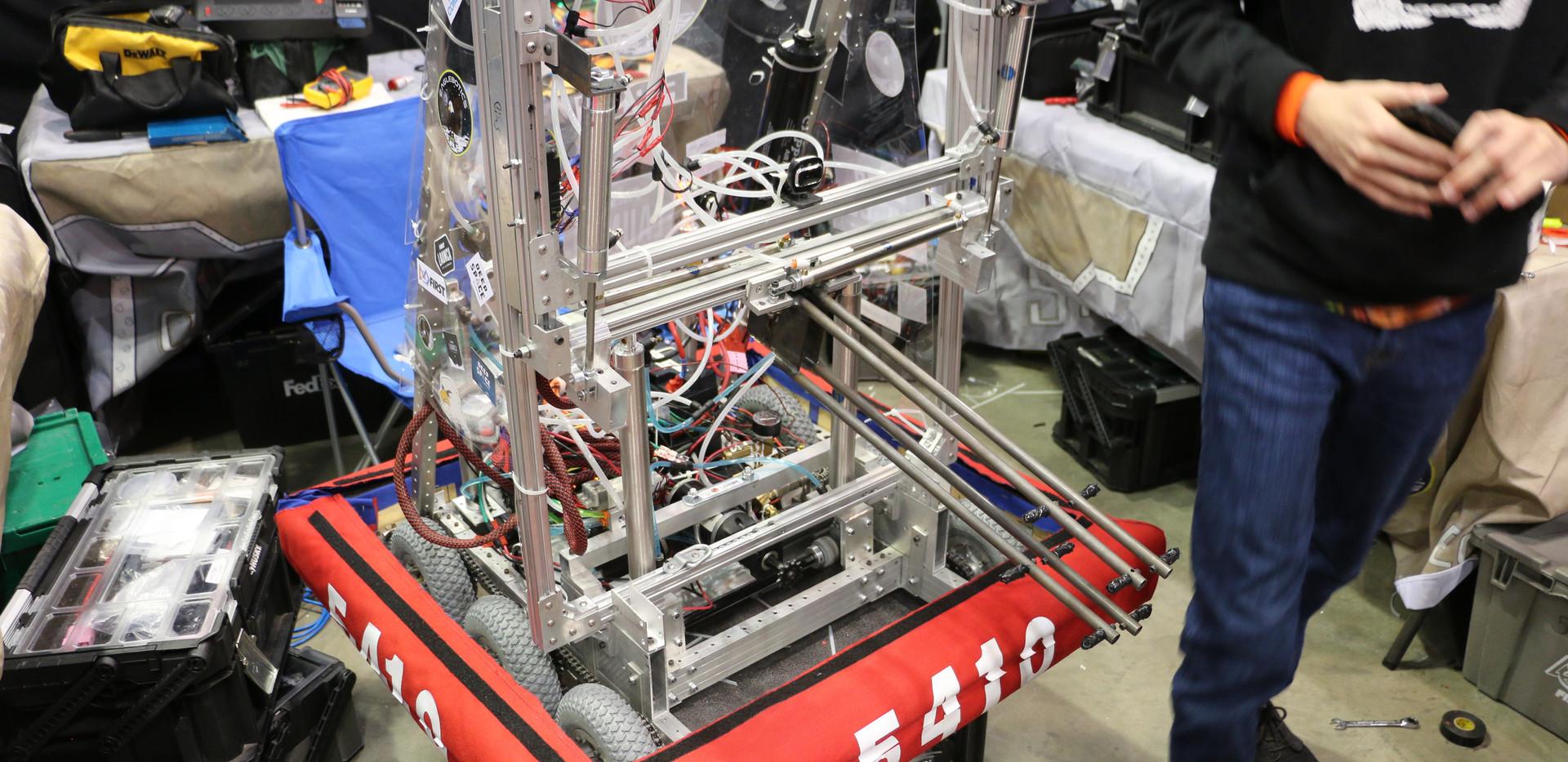 Robot in Pit.JPG