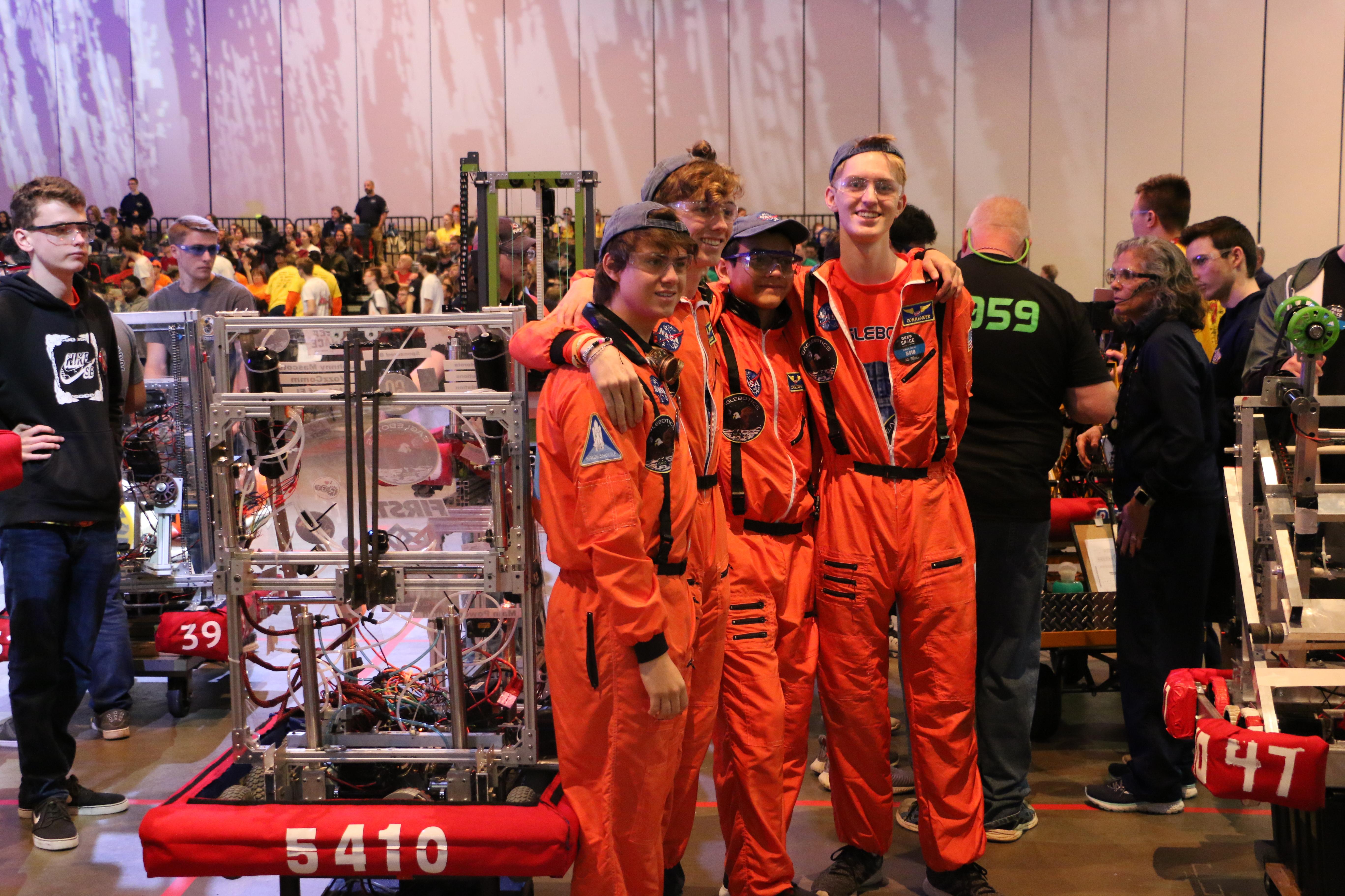 Robot _ Drive Team