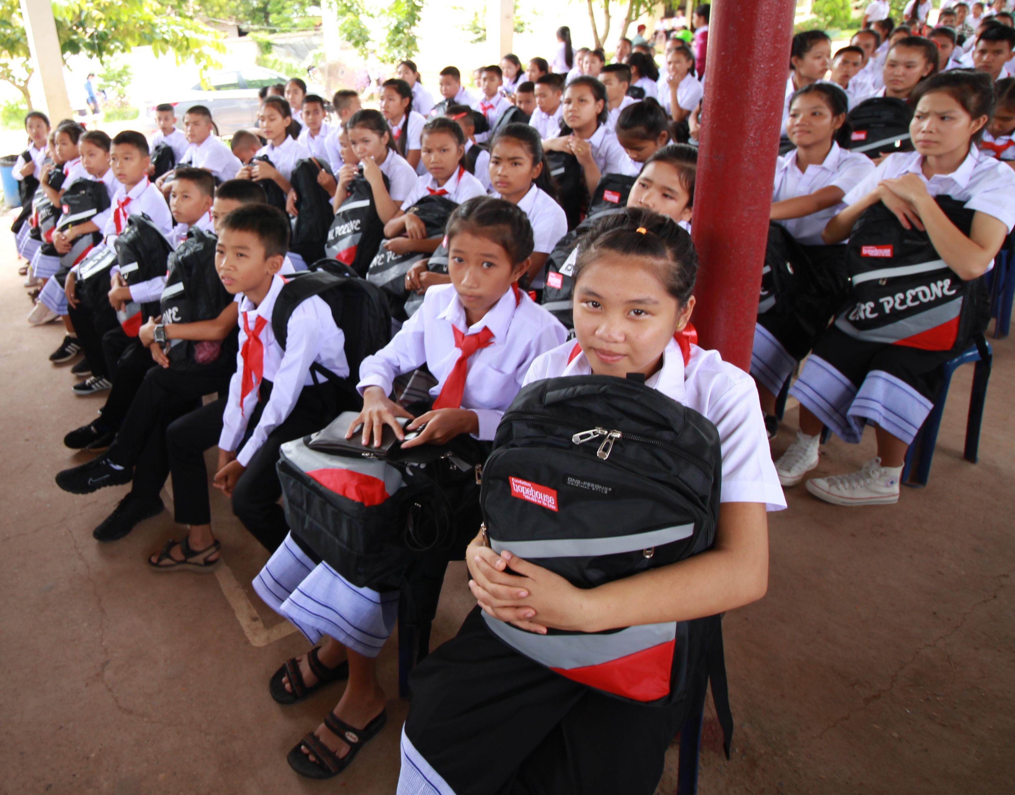 Laos School