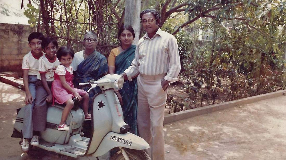 After leaving Sri Lanka for Canada at the age of seven in the late 1980s, Janaa Henley assimilated to the new culture as soon as she could, losing her ancestral language in the process.