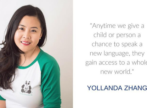 People of Toronto: Yollanda Zhang