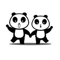 Panda Mandarin pandas