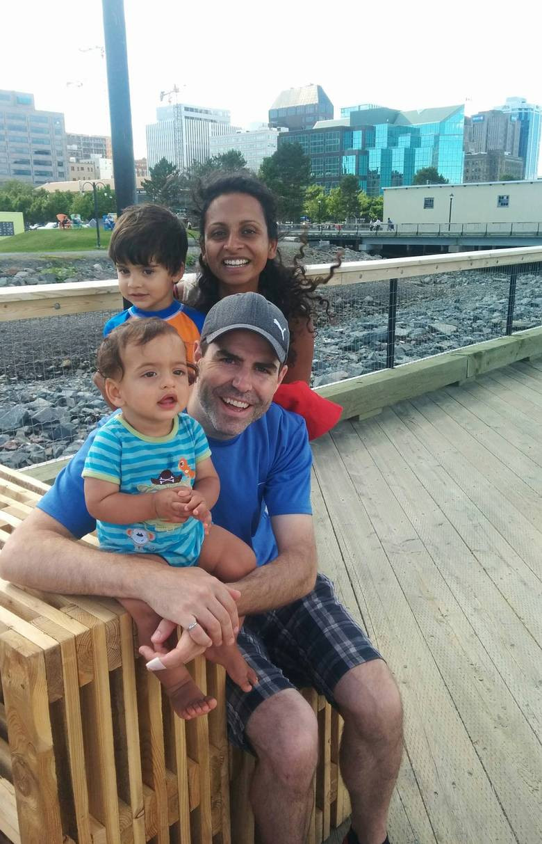 Janaa Henley's parents speak English, not Tamil, to her sons when they visit because they want to maximize their time with their grandchildren.