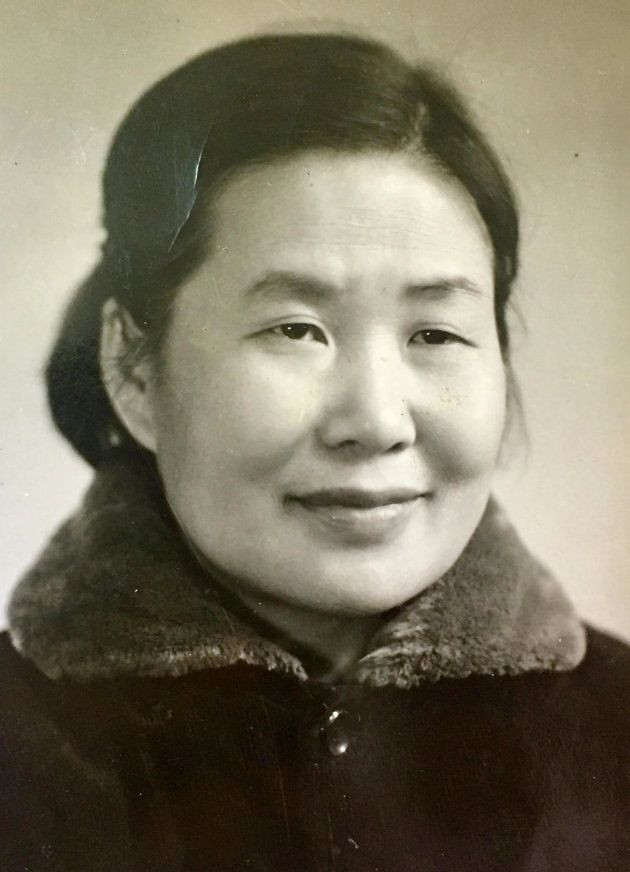 Yollanda Zhang's grandmother