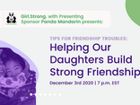 Tips for Friendship Troubles