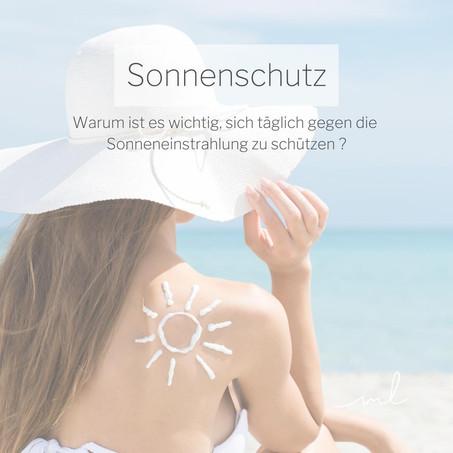 Sonnenschutz – Was tun UV‑Strahlen unserer Haut an?