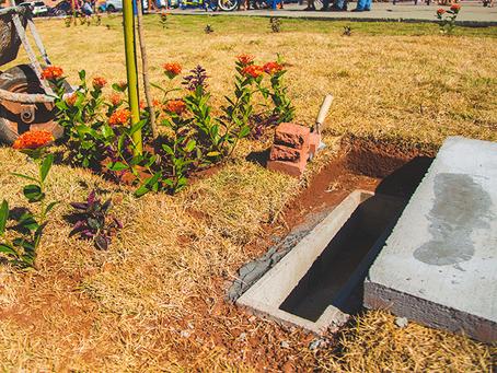 Saiba o que é a cápsula do tempo  enterrada na Praça do Futuro