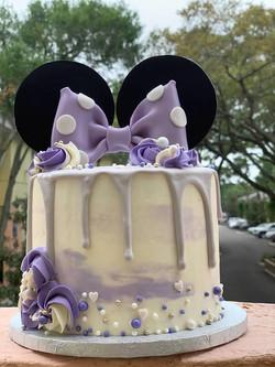 Disney Minnie Cake