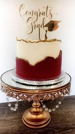Congrats Grad Cake