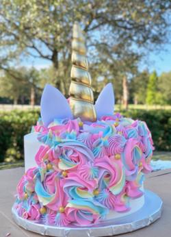 Unicorn Cake Details