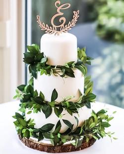 Boho 3 Tier Cake