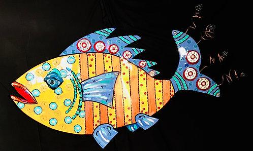 Egyptian Wall Fish