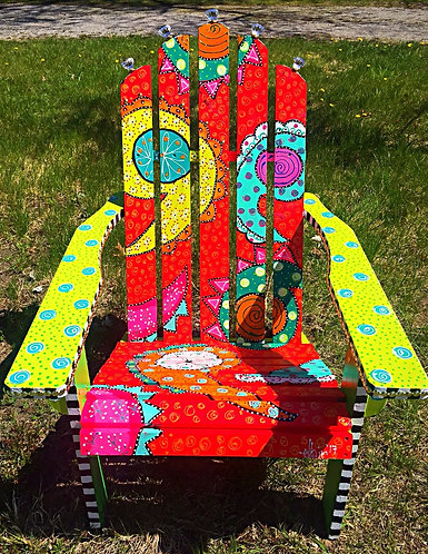 Hand Painted Adirondeck Chairs