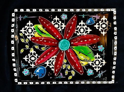 """""""Big Red"""" 17""""x20"""" Serving Tray"""