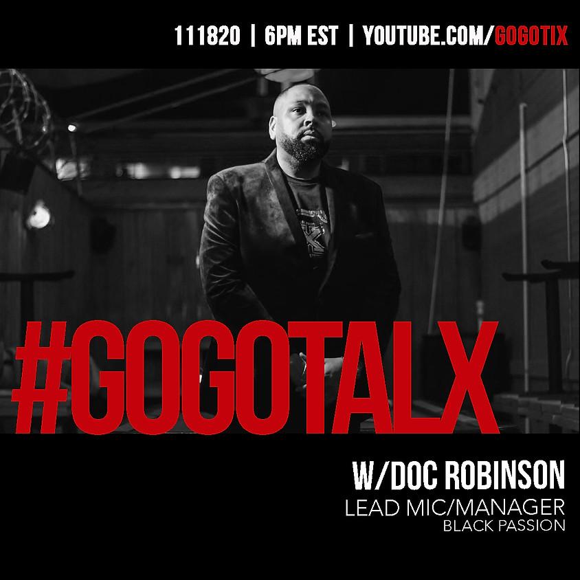 GOGOTALX W/ DOC ROBINSON