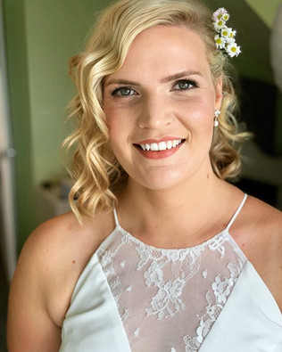#bridalmakeup for the lovely Sophie. #we