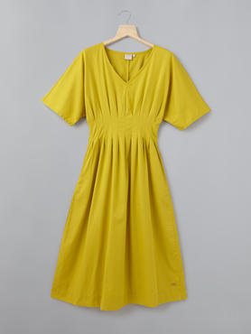 Dress With Pleats