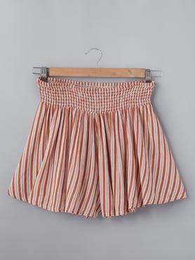 Stripe Co-ord Skirt