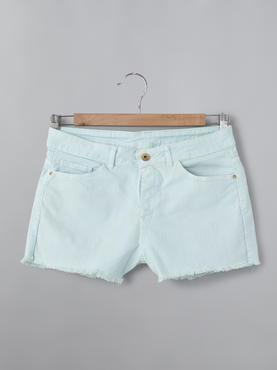 Pastel Blue Shorts