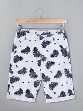Denim Twill Shorts