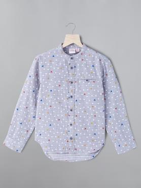 All Over Printed Shirt