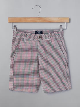 Checks Shorts