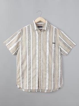Fabric/Striped Shirt