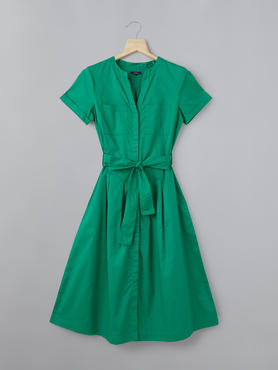 Green Tunic With Belt