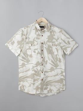Camo Printed Shirt