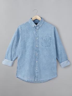 Cloud Washed Shirt