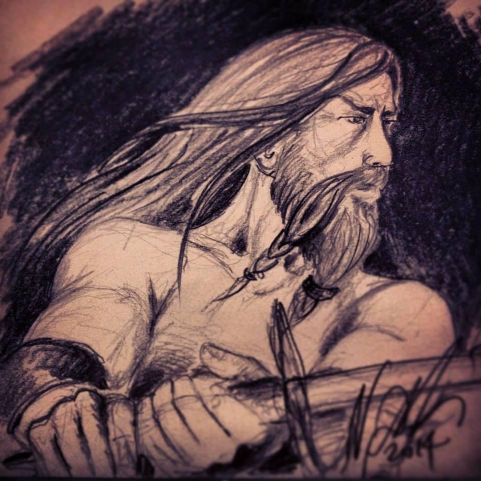 Viking ©Nadia Besomi